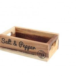Stojánek na sůl a pepř z akáciového dřeva T&G Woodware Glorious