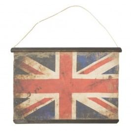 Nástěnná dekorace Novita Britain, 94x62cm