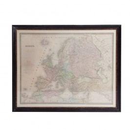 Obraz v dřevěném rámu VICAL HOME, 98 x 78 cm