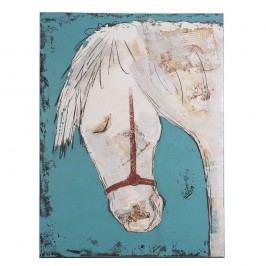 Obraz s motivem koně VICAL HOME Caballo, 120 x 90 cm