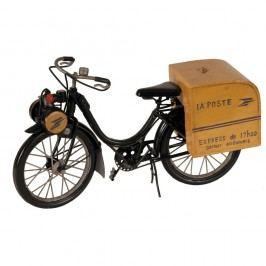 Dekorativní motorka Antic Line Moped Solex