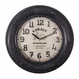 Nástěnné hodiny Antic Line Garage, ⌀ 40 cm