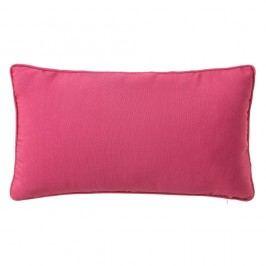 Cyklámově růžový polštář Unimasa Love, 30 x 50 cm