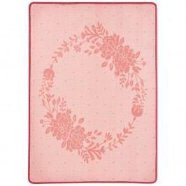 Dětský růžový koberec Zala Living Blossom,100x140cm