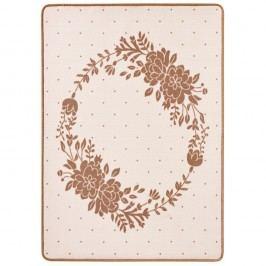 Dětský béžový koberec Zala Living Blossom,100x140cm