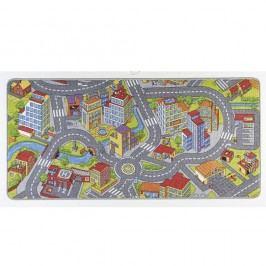 Dětský koberec se šedými detaily Hanse Home City, 160x240cm