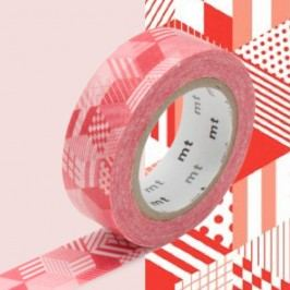 Washi páska MT Masking Tape Lianne, návin10m