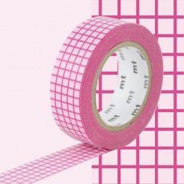 Washi páska MT Masking Tape Modeste, návin10m