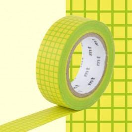 Washi páska MT Masking Tape Rosalie, návin10m