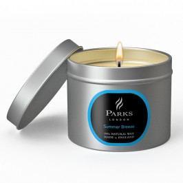 Svíčka s vůní léta Parks Candles London, 25 hodin hoření