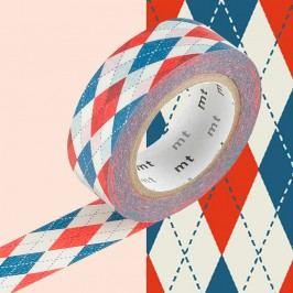 Washi páska MT Masking Tape Eveline, návin10m