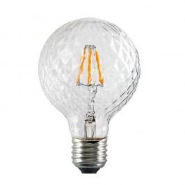 LED žárovka Bulb Attack GLOBE Clear Crystal Linear, 5,5 W