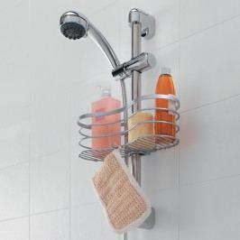 Závěsná polička na sprchu Metaltex Viva