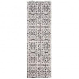 Šedý kuchyňský běhoun Hanse Home Cook and Clean, 45x140cm