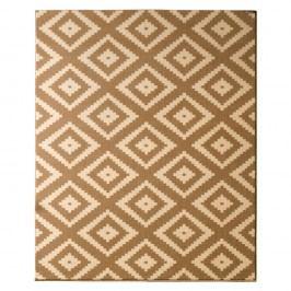 Béžový koberec Hanse Home Hamla Diamond, 80x300cm