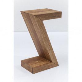 Odkládací stolek z dubového dřeva Kare Design Z, 30x20cm