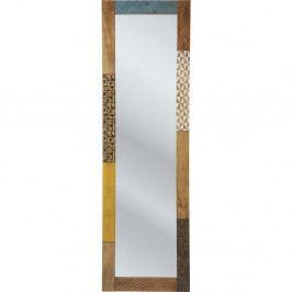 Zrcadlo z mangového dřeva Kare Design