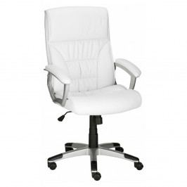 Bílá kancelářská židle Støraa Tampa
