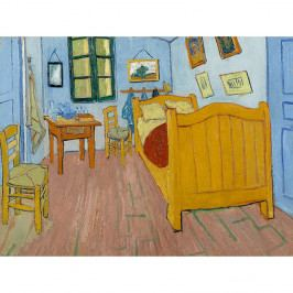 Obraz Vincenta van Gogha - The Bedroom, 40x30 cm