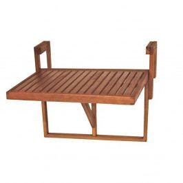 Balkonový závěsný stůl z eukalyptového dřeva ADDU Berkeley