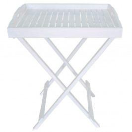 Zahradní odkládací stolek z eukalyptového dřeva ADDU Milton