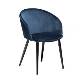 Modrá židle DAN-FORM Denmark Dual