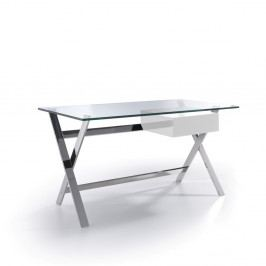 Pracovní stůl s bílou zásuvkou Ángel Cerdá Concha