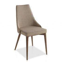 Jídelní židle s podnožím z ořechového dřeva Ángel Cerdá Jovita