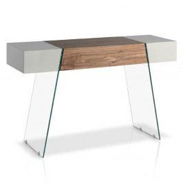 Odkládací stolek Ángel Cerdá Glass Side