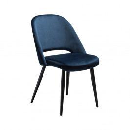 Modrá jídelní židle DAN-FORM Denmark Grace