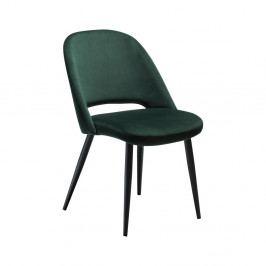Zelená jídelní židle DAN-FORM Denmark Grace