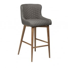 Světle hnědá barová židle DAN-FORM Denmark Vetro