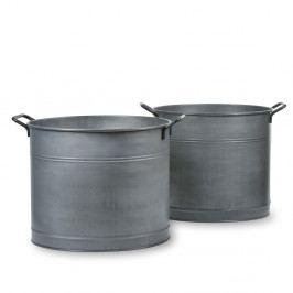 Sada 2 košů Garden Trading Buckets