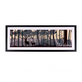 Obraz sømcasa The Deers, 80 x 30 cm