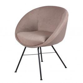 Béžová židle sømcasa Alexa