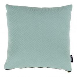Zelený polštářek s příměsí bavlny House Nordic Ferrel, 45x45cm