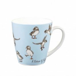 Hrnek z porcelánu Churchill China Crowd Cherry Puffins, 360 ml