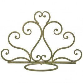 Kovový nástěnný závěs na květináč Esschert Design
