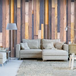 Tapeta v roli Bimago Wooden Alliance, 0,5x10m