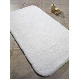 Bílá koupelnová předložka Confetti Bathmats Organic 1500, 60 x 70 cm