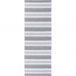Šedý koberec vhodný do exteriéru Narma Runo, 70x100cm