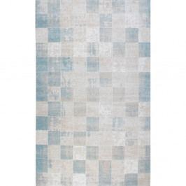 Světle modrý koberec Yvonna, 120 x 180 cm