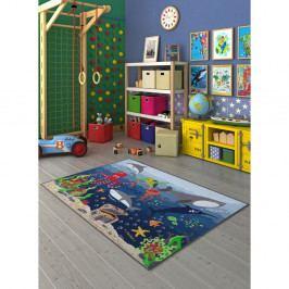 Dětský koberec Deep Water, 133x190cm