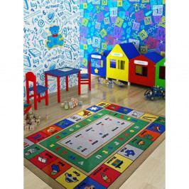 Dětský koberec Lesson,133x190cm