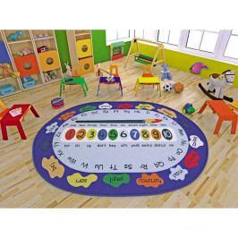 Dětský koberec Paint,133x190cm