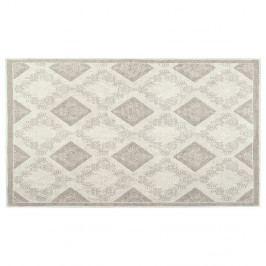 Bavlněný koberec Fara 80x300 cm, krémový