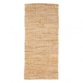 Přírodní koberec z juty BePureHome Scenes, 140x70cm