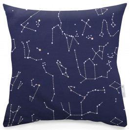 Sada 2 oboustranných povlaků na polštář DecoKing Constellation, 50x60cm