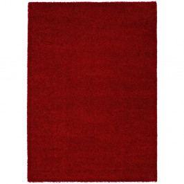 Červený koberec Universal Khitan Liso Red, 57x110cm