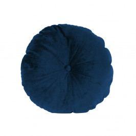 Modrý bavlněný polštář PT LIVING, ⌀45cm